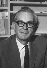 Rodney Robert Porter, um dos ganhadores do Prêmio Nobel de Fisiologia ou Medicina (1972)