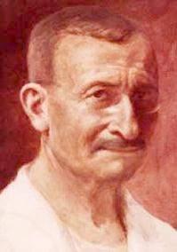 Rodolfo Amoedo, famoso restaurador de quadros