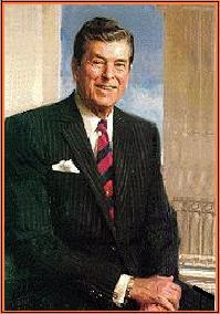 Reagan, 39º Presidente dos Estados Unidos