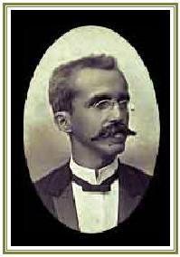 Rui Barbosa, fundador da Academia Brasileira de Letras