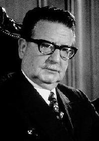 Eleito presidente do Chile, em 1970