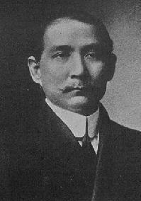 Sun Yixian líder, revolucionário da luta pela independência da China