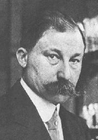 Um dos ganhadores do Nobel de Química (1912)