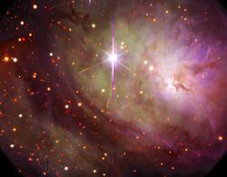 Visualização da poeira cósmica