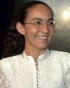 Heloísa Helena, fundadora do Partido Socialismo e Liberdade - PSOL