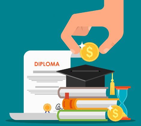 Veja qual é a diferença entre bolsas de estudos e financiamentos estudantis