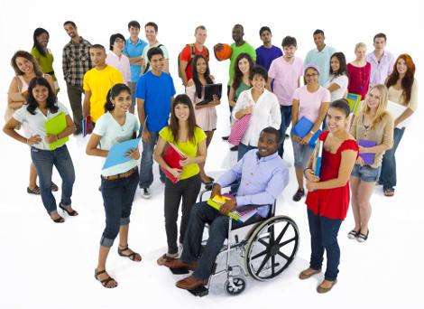 Estudantes de baixa renda, negros, pardos, indígenas e deficientes podem ser beneficiados no vestibular