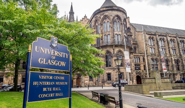 Universidade de Glasgow, na Escócia, é a sexta mais concorrida do Reino Unido