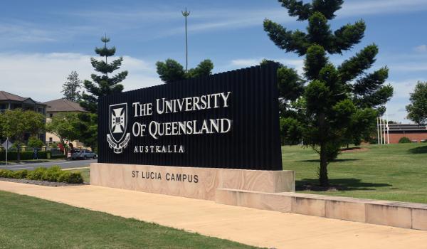 Universidade de Queensland (UQ) recebe inscrições até o dia 30 de abril de 2019
