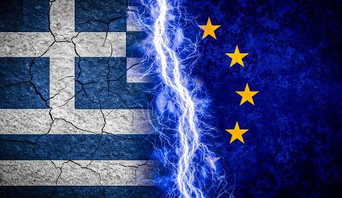 Situação da Grécia na União Europeia é delicada