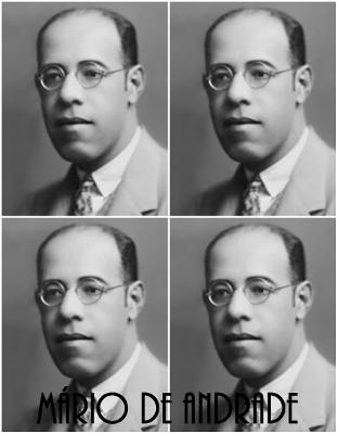 Mário de Andrade nasceu em São Paulo no dia 09 de outubro de 1893. Faleceu aos 51 anos na mesma cidade, no dia 25 de fevereiro de 1945