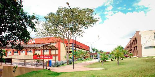 Campus em Anápolis