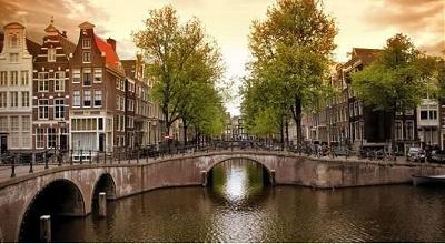 Amsterdã, a capital holandesa