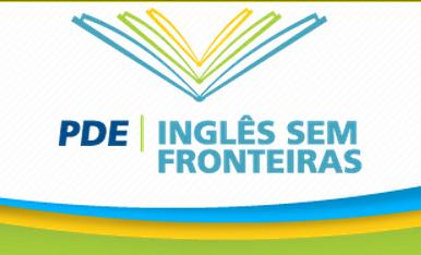 Programa concede bolsas de estudo em curso de inglês
