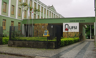 Entrada do Campus Dom Bosco