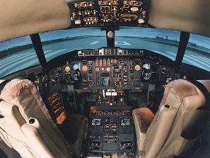 Simulador de vôo