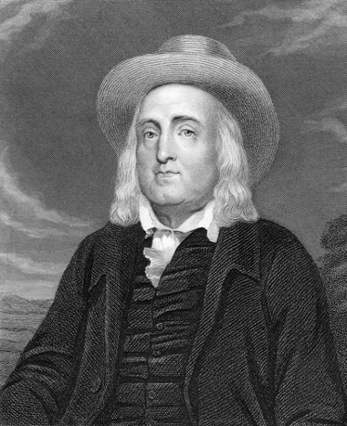 Jeremy Bentham (1748-1832), filósofo inglês, elaborou um modelo de instituição de inspeção, chamado Panóptico.