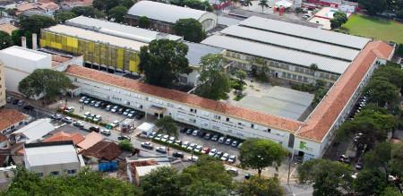 Campus do IFG em Goiânia