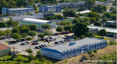 Campus de Mossoró - Foto: Eduardo Mendonça