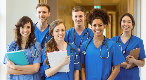 Profissionais da saúde costumam trabalhar de forma integrada