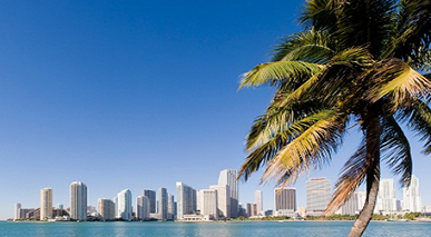 Flórida é um ótimo destino