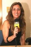 Sílvia Serra, repórter e professora de Jornalismo