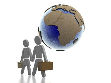 O número de migrações internacionais aumenta constantemente