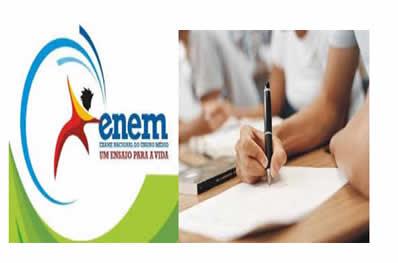 A redação no Enem avalia a competência do aluno em saber articular as ideias de forma precisa, tendo em vista a modalidade textual argumentativa.