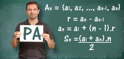 Você se lembra das fórmulas envolvidas no estudo de Progressões Aritméticas? Veja como elas podem te ajudar no Enem!