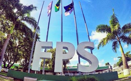 O campus da FPS possui uma área de mais de 30 mil metros quadrados.