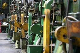 As máquinas e sistemas automáticos são o coração de uma indústria