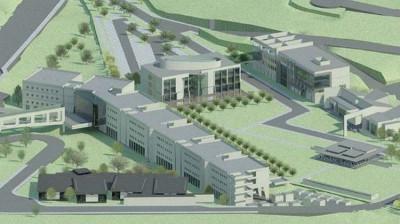 Novo campus da UEZO está sendo construído