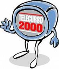 O telecurso 2000 foi o primeiro curso de EAD transmitido por televisão