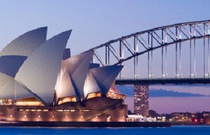 Opera House e Ponte da Baía de Sydney
