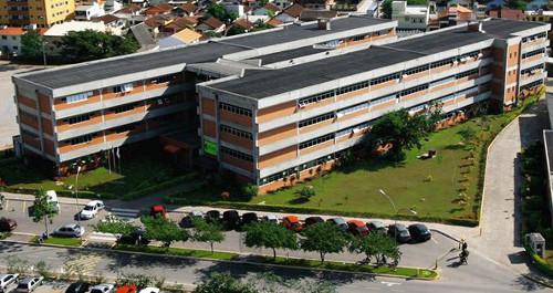Campus Centro, em Biguaçu