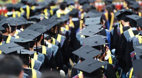 Os brasileiros representam apenas um por cento das inscrições em pós-graduações dos EUA em 2015