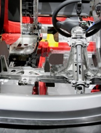 Processo de fabricação de um automóvel