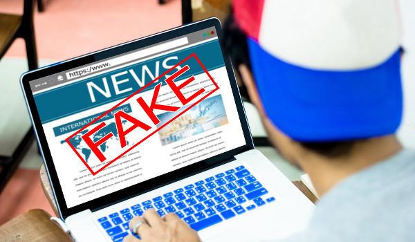 A orientação é buscar outras fontes para ver se a notícia é verdadeira ou não.