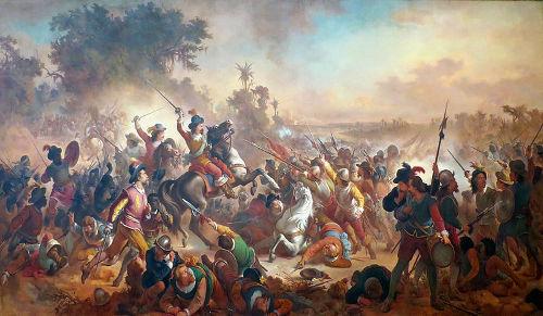 A presença holandesa no Brasil é um dos mais importantes temas do Brasil Colônia