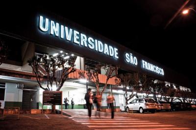 Campus em Bragança Paulista