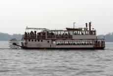 Pelos rios brasileiros circulam pessoas e cargas: Importante meio de transporte