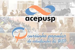 Imagens do cursinho da ACEPUSP