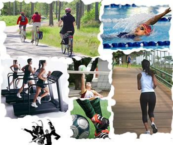 Fazer exercícios físicos é essencial para ter uma vida com saúde