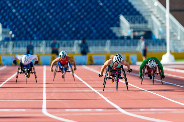 As Paralimpíadas Rio 2016 possuem 528 provas em 23 esportes