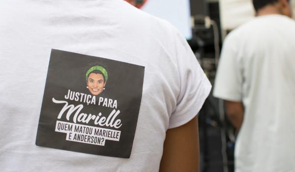 Assassinato de Marielle Franco chocou os brasileiros em março