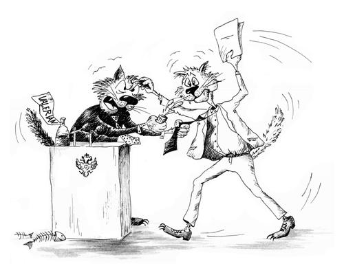 As charges, ou cartuns, aparecem com frequência nas provas de Ciências Humanas do Enem
