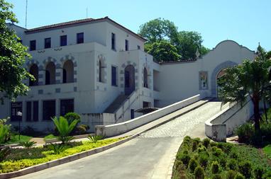 Prédio 2 do campus Coração Eucarístico