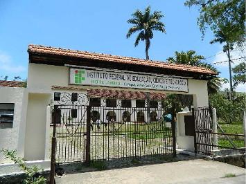 Campus Engenheiro Paulo de Frontin