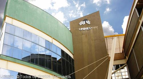 Campus da Unimep em Lins - SP