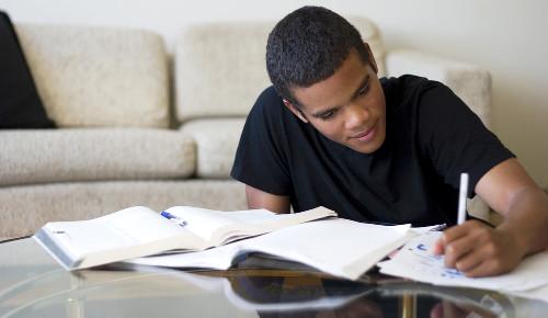 Alguns estudantes têm rendimento maior estudando em casa